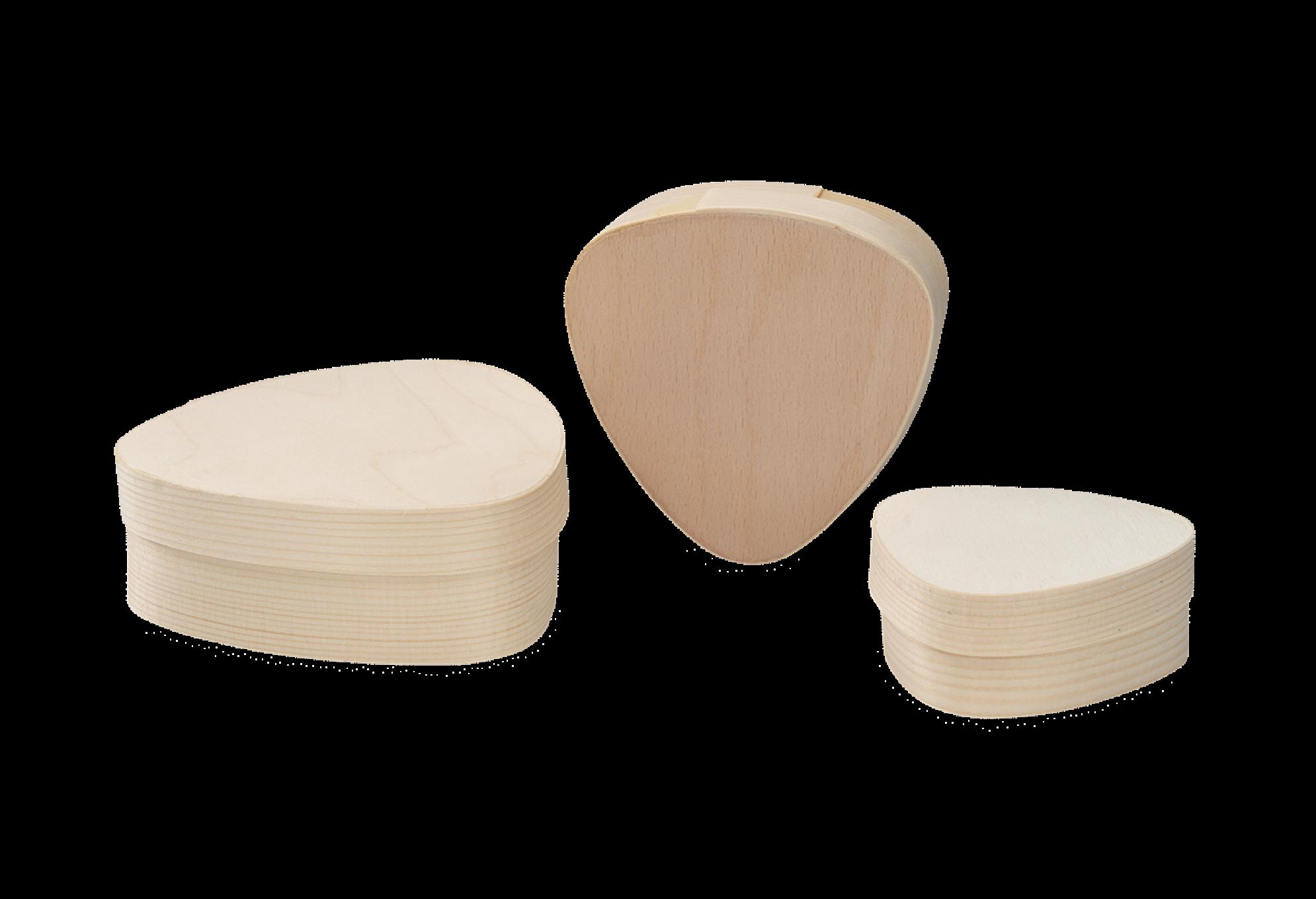 Chip Wood Boxes And Cases From Scheffau Austria Scheffauer Holzwaren