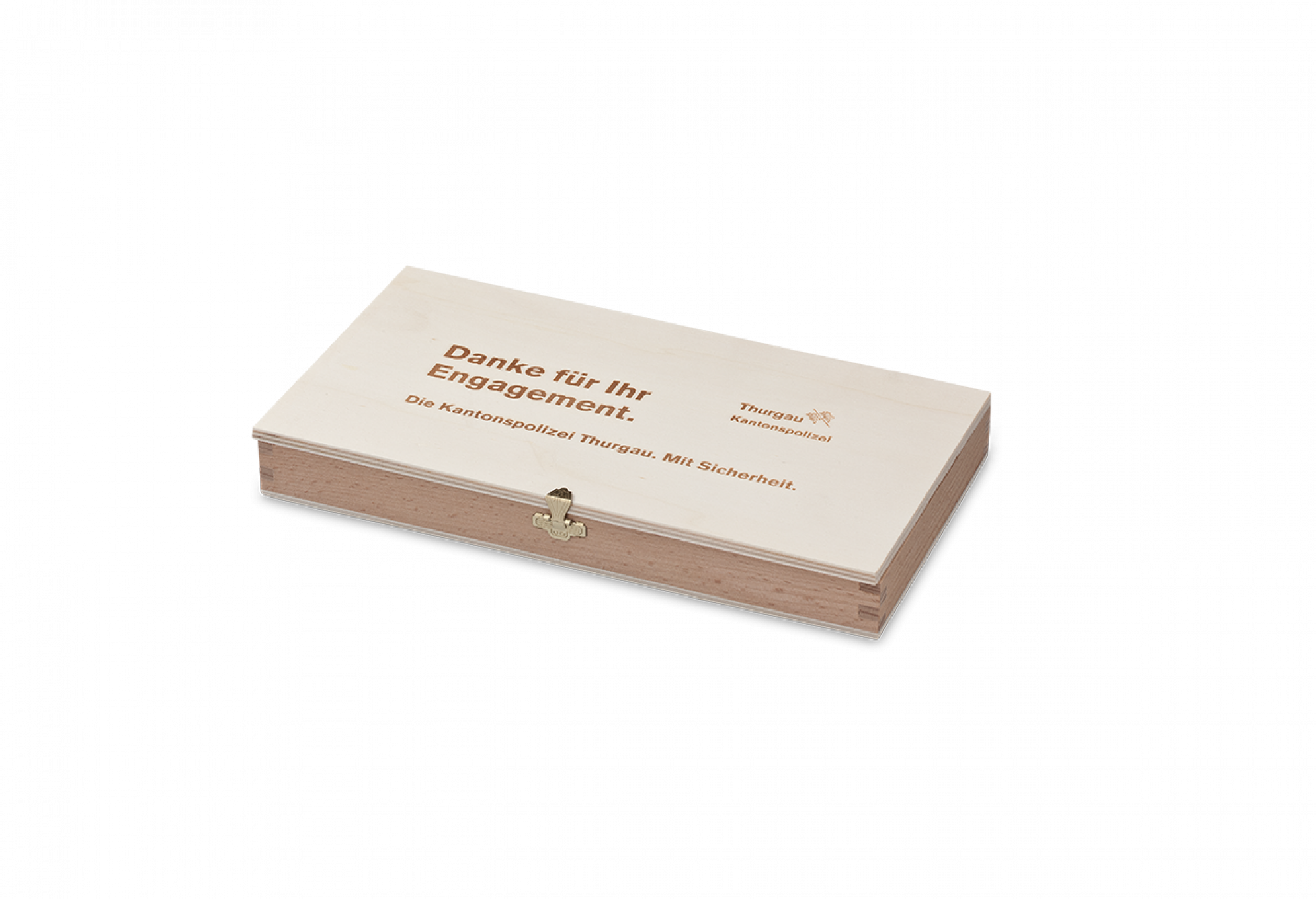 Poplar Cake Box